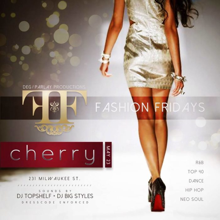 Cherry Night Club every friday