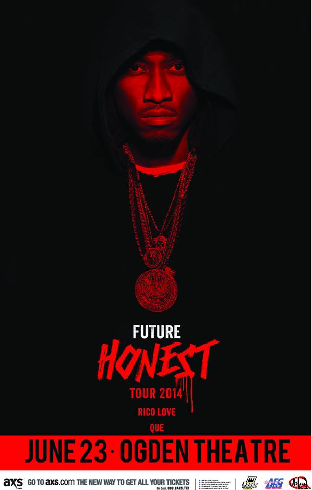 Future Honest Tour in Denver