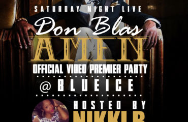 Don Blas Amen Video Premire Party