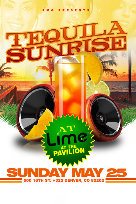 Sunday 25 at Lime Denver