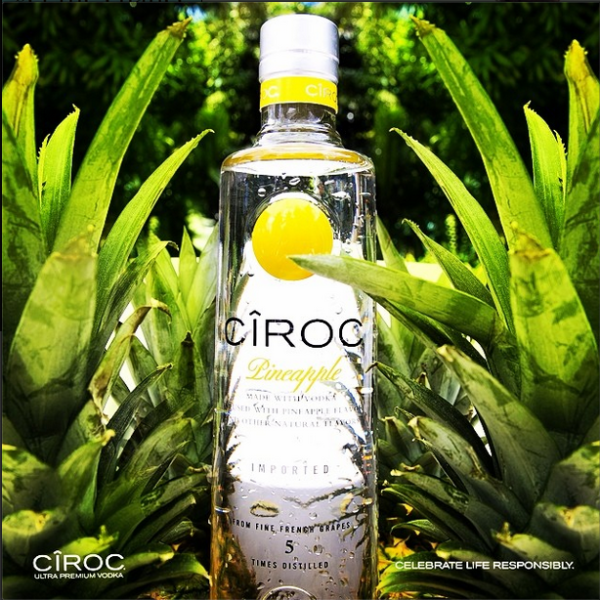 Pineapple CÎROC