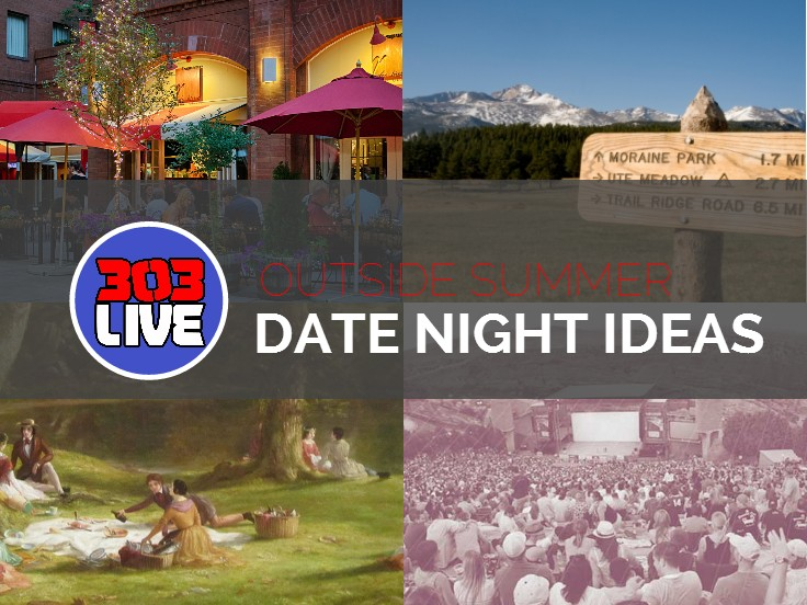 303 live Summer Date Date Night Guide