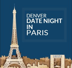 Denver Date Night in Paris