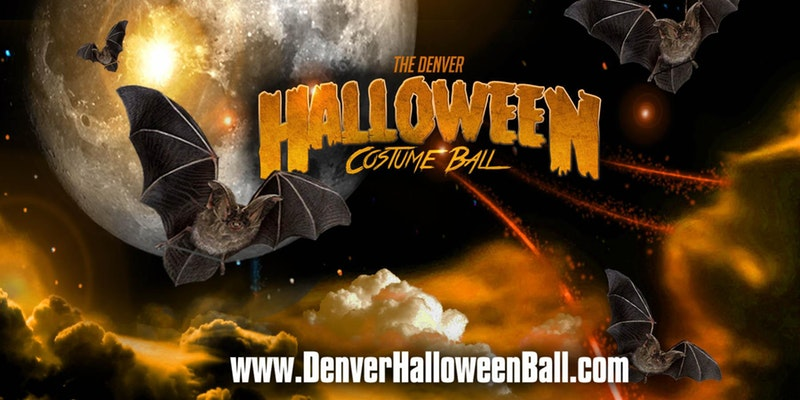 Denver Halloween Costume Ball