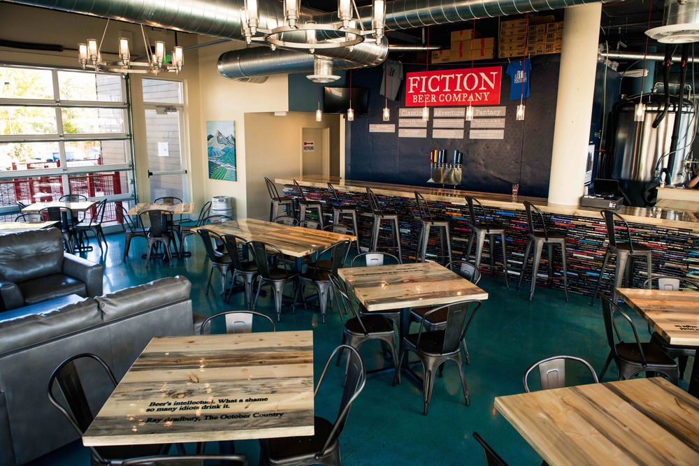 Fiction Beer Co