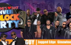 Valentine's Day 90's Block Party