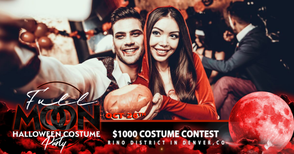 Halloween Denver Costume Party